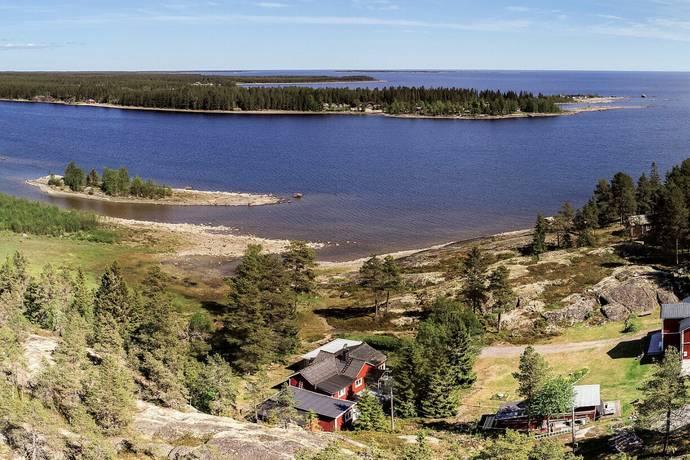 Bild: 3 rum fritidshus på Sikeå hamn 207, Robertsfors kommun Sikeå