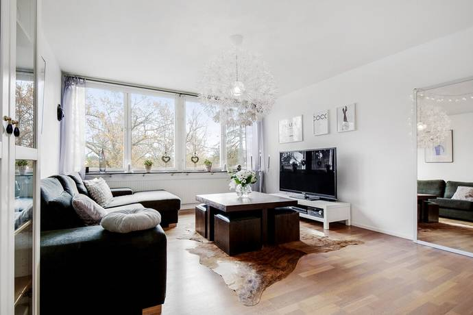 Bild: 2 rum bostadsrätt på Lojovägen 66, Lidingö kommun Rudboda