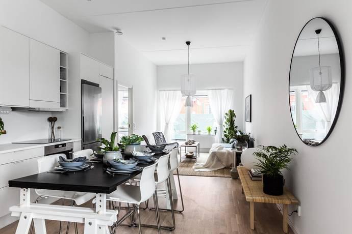 Bild: 2 rum bostadsrätt på Kunskapslänken 98D, Linköpings kommun Vallastaden