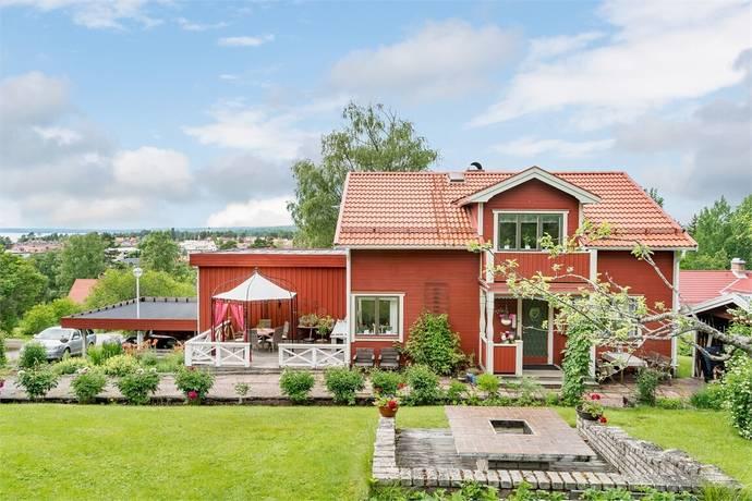 Bild: 7 rum villa på Kvarngatan 54, Rättviks kommun Lerdal