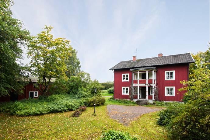 Bild: 8 rum villa på Källmossvägen 8, Karlskoga kommun Brickegården