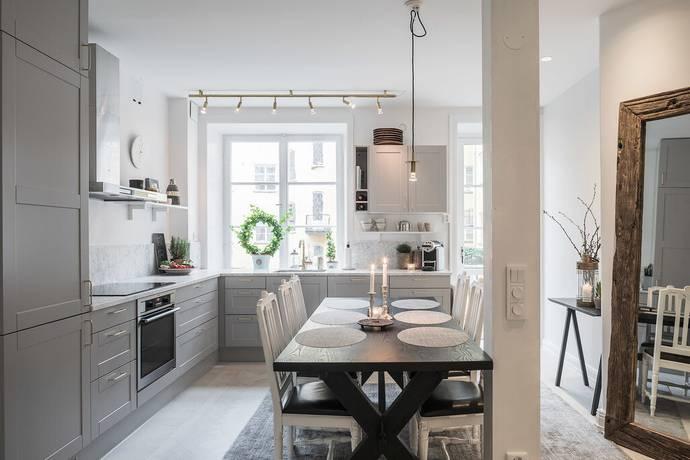 Bild: 2 rum bostadsrätt på Artillerigatan 81, Stockholms kommun Östermalm