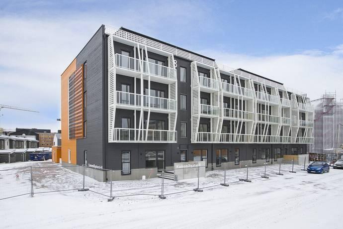 Bild: 3 rum bostadsrätt på Kamomillgatan 8, Örebro kommun Sörbyängen