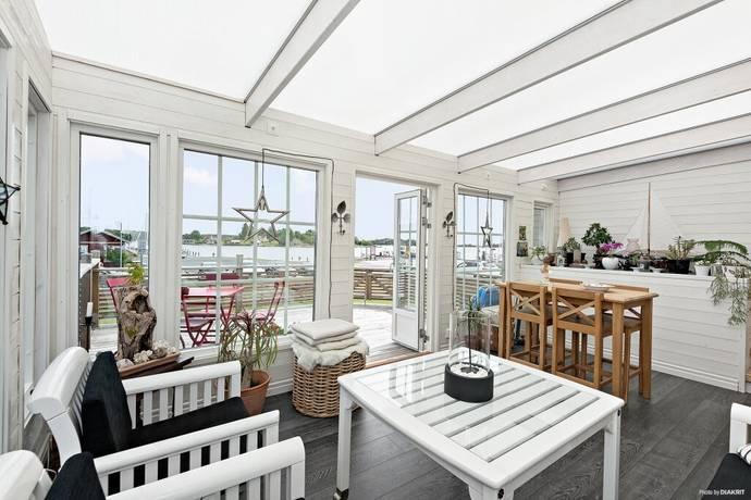 Bild: 4 rum villa på Matvikshamnsvägen 391, Karlshamns kommun Matvik