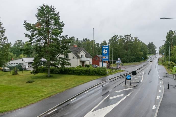 Bild: 5 rum villa på Klövdalavägen 3, Hultsfreds kommun Järnforsen