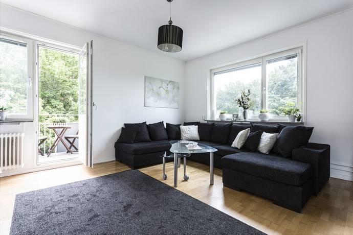 Bild: 2 rum bostadsrätt på Lindstigen 1, Stockholms kommun Johannesfred