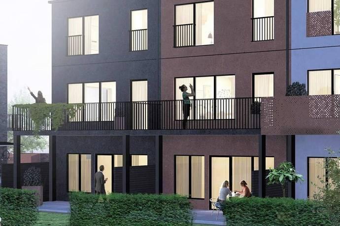 Bild: 5 rum bostadsrätt på Bryngelshusgatan, Halmstads kommun Centrum