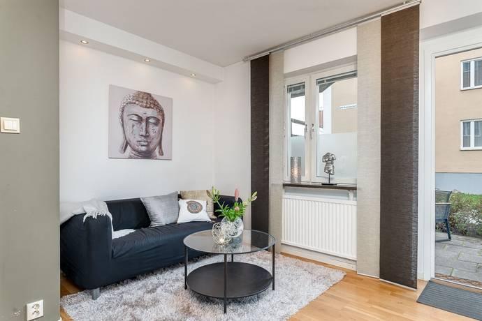 Bild: 1 rum bostadsrätt på Dalgatan 2C, Hudiksvalls kommun Hudiksvall