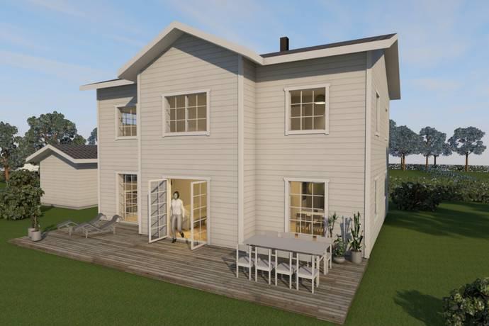 Bild: 6 rum villa på Holmgårdsvägen 14, Karlskrona kommun Trummenäs