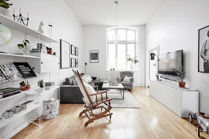 Bild: 2,5 rum bostadsrätt på Plantagegränd 7, Jönköpings kommun Liljeholmen
