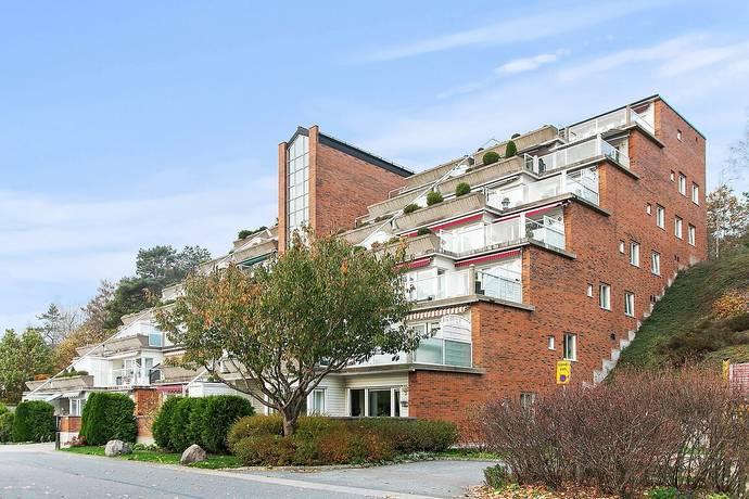 Bild: 3,5 rum bostadsrätt på Lejonstensgatan 1, Mölndals kommun Brännås