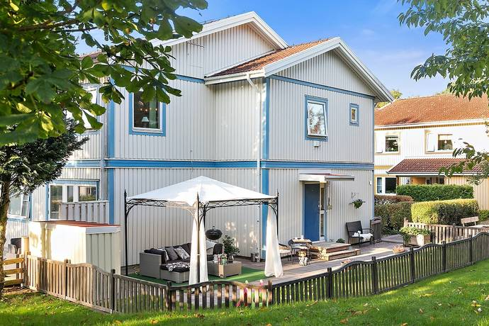 Bild: 3,5 rum radhus på Rappedalsvägen 29 F, Göteborgs kommun Angered