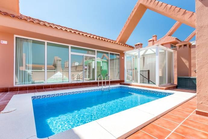 Bild: 4 rum bostadsrätt på Magna Marbella, Spanien