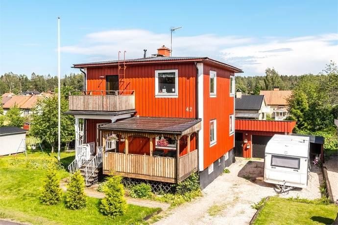 Bild: 5 rum villa på Skogsvägen 42, Säffle kommun Sundstorp