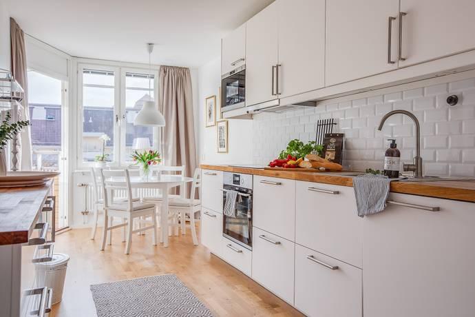 Bild: 3 rum bostadsrätt på Luntgatan 12D, Norrköpings kommun Centralt
