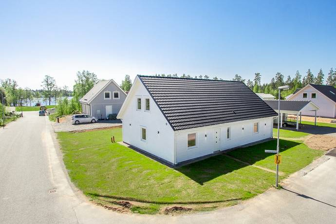 Bild: 7 rum villa på Ångsågsgatan 1, Eksjö kommun Eksjö