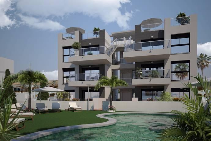 Bild: 3 rum bostadsrätt på Lägenhet i Torrevieja, Alicante (Costa Blanca), Spanien Torrevieja