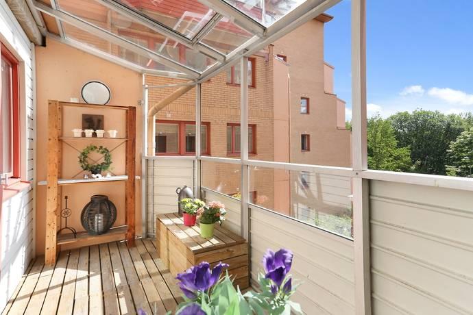 Bild: 1,5 rum bostadsrätt på Grenljusbacken 15, vån 4, Stockholms kommun Gröndal
