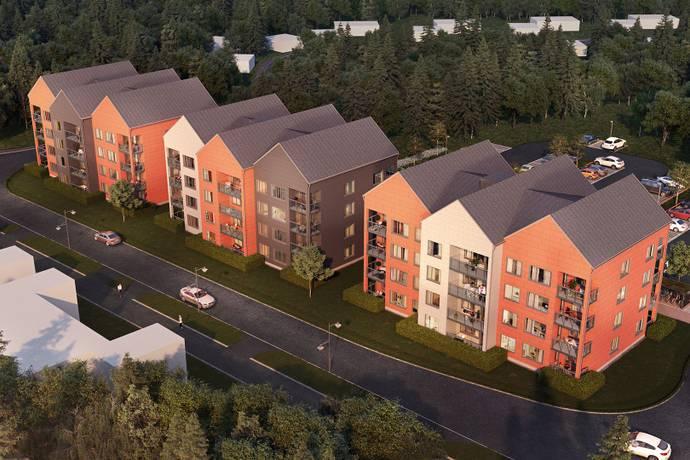 Bild från Brf Södra Hemlingby etapp 2