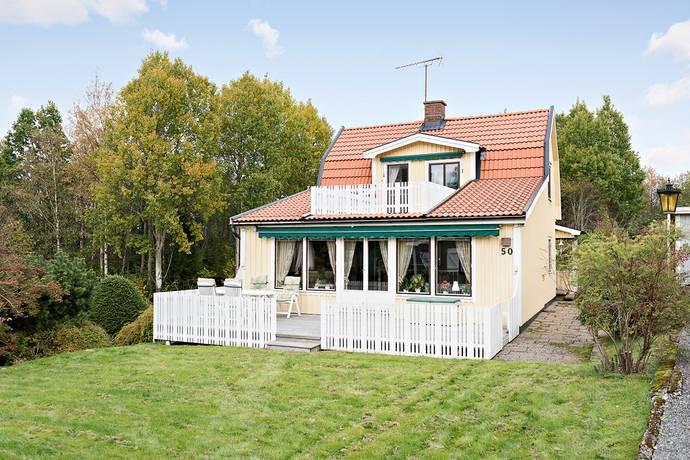 Bild: 5 rum villa på Hallmans Väg 50, Göteborgs kommun Olofstorp