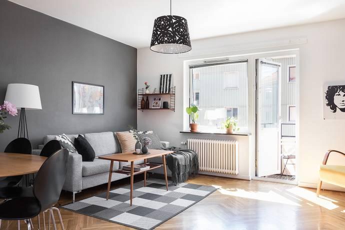 Bild: 2 rum bostadsrätt på Väderkvarnsgatan 3 D, Göteborgs kommun Brämaregården