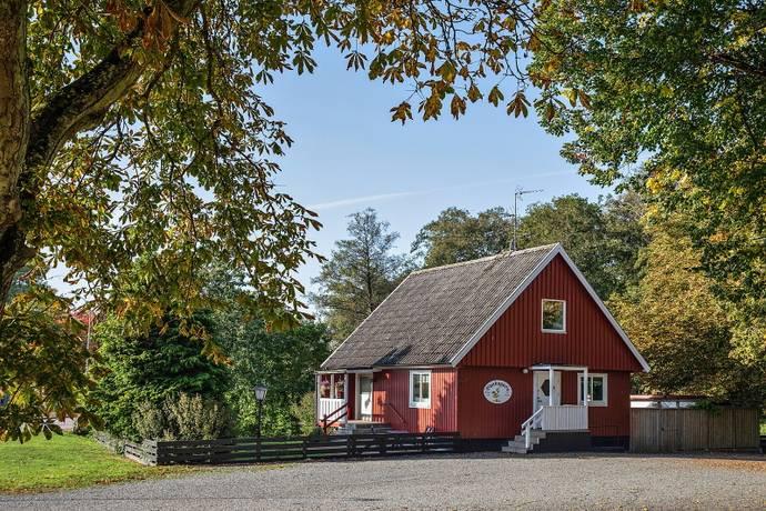 Bild: 4 rum villa på Krageholmsvägen 4, Ystads kommun Sövestad