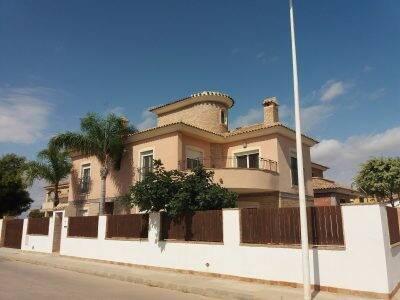 Bild: 6 rum villa på Villa i Los Alcazares, Murcia, Spanien Los Alcázares