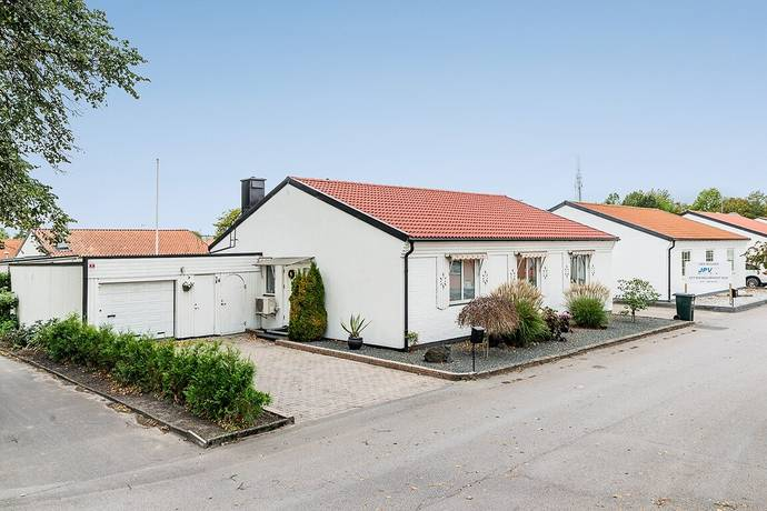 Bild: 3 rum radhus på Onsdagsgränd 1, Halmstads kommun Gustavsfält