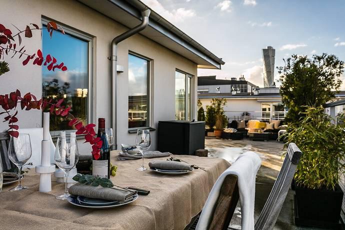 Bild: 3 rum bostadsrätt på Dockgatan 3A, Malmö kommun Dockan
