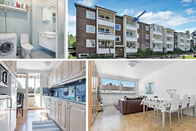 Bild: 3 rum bostadsrätt på Jarlvägen 3 C 2 tr lgh 1202, Rättviks kommun Rättvik Hedslund
