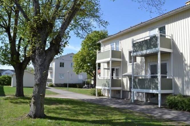 Bild: 2 rum bostadsrätt på Härlundagatan 25 C, Skara kommun Centrala Skara