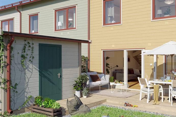 Bild från Vinbärsgläntan i Kareby Äng