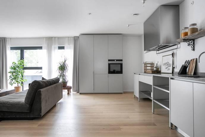 Bild: 3,5 rum bostadsrätt på Fabrikörvägen 4E, Nacka kommun Nacka Strand