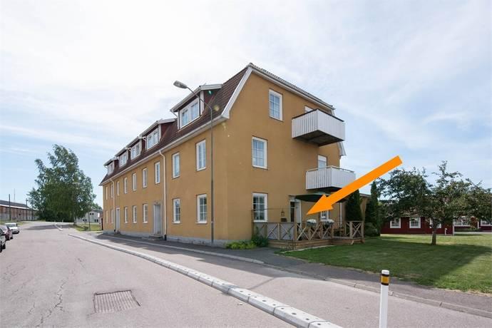 Bild: 2 rum bostadsrätt på Västra Järnvägsgatan 1C, Hedemora kommun Centralt