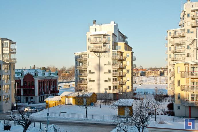 Bild: 3 rum bostadsrätt på Skeppargatan 3 C, Umeå kommun