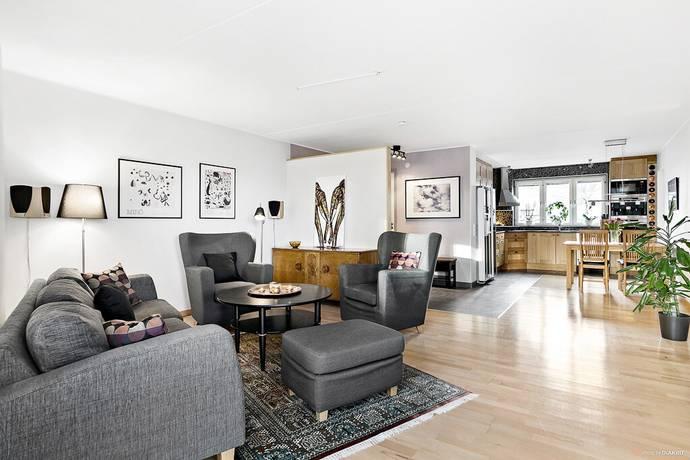 Bild: 3 rum bostadsrätt på Ankargatan 29, Västerås kommun ÖSTER MÄLARSTRAND
