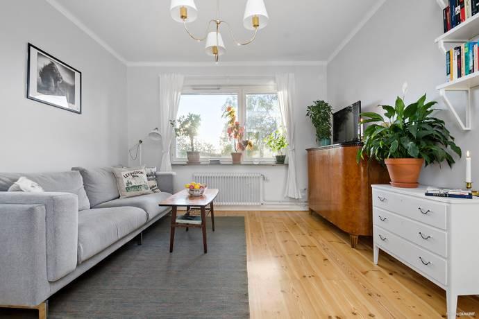 Bild: 2 rum bostadsrätt på Nynäsvägen 364, Stockholms kommun Gamla Enskede