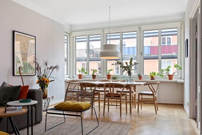 Bild: 2 rum bostadsrätt på Bergsundsgatan 21, 4 tr, Stockholms kommun Södermalm
