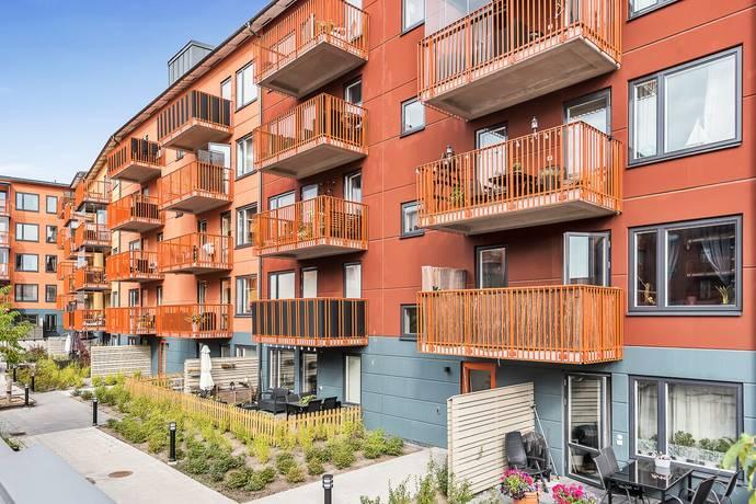 Bild: 2 rum bostadsrätt på Safirgatan 3, Norrtälje kommun Centrala Norrtälje