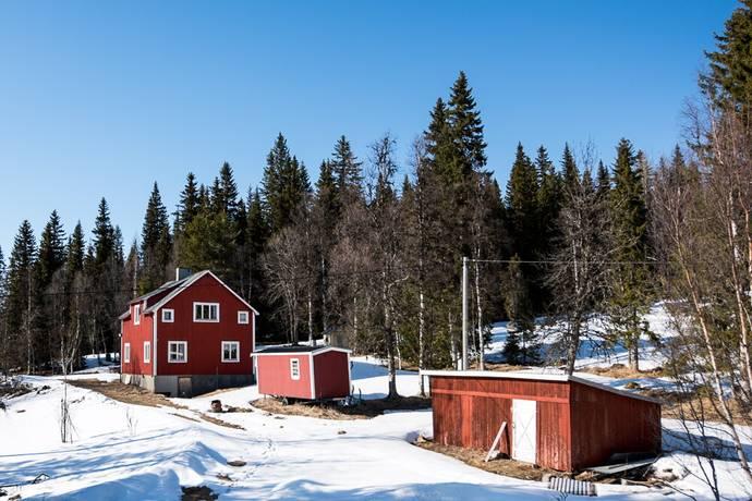 Bild: 4 rum villa på Åkersjön 274, Krokoms kommun Åkersjön