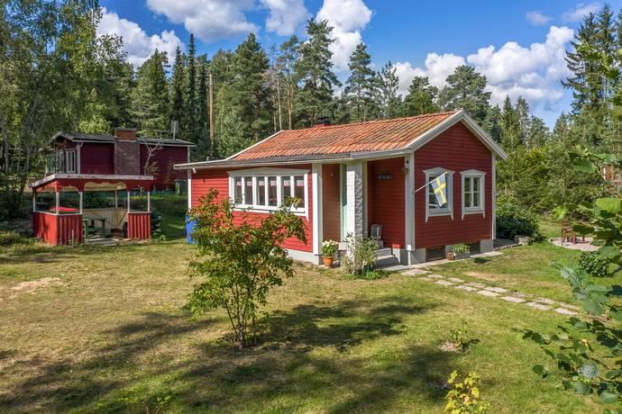 Bild: 2 rum fritidshus på Vibyåsen 35, Eskilstuna kommun Borsökna