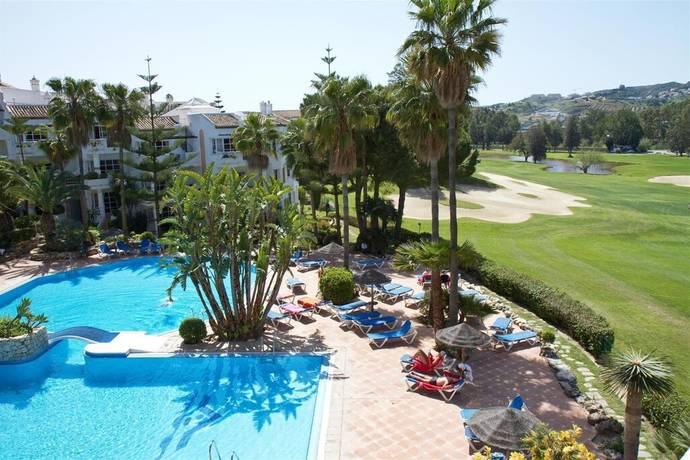 Bild: 3 rum bostadsrätt på Mijas Golf / Costa del Sol, Spanien Mijas Golf / Costa del Sol