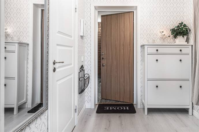 Bild: 1 rum bostadsrätt på Västra vägen 60, Sundsvalls kommun Granlo