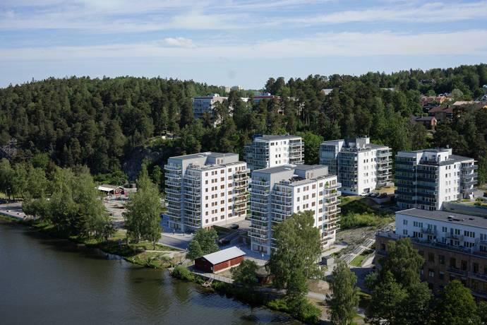 Bild från Bergvik Strand - Brf Mälarparken - Peab Bostad