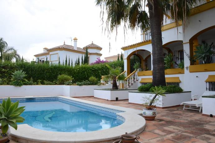 Bild: 7 rum villa på Villa i Estepona, Malaga, Spanien Estepona