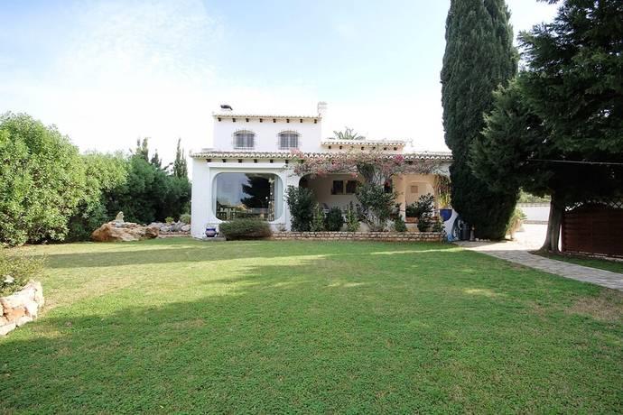 Bild: 4 rum villa på Medelhavsvilla med pool och trädgård, Spanien COSTA BLANCA - DENIA