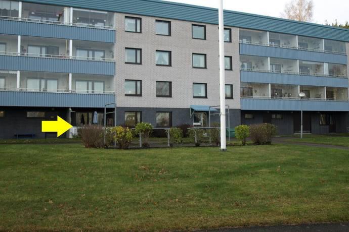 Bild: 2 rum bostadsrätt på Vårgatan 17, Timrå kommun Timrå Centralt
