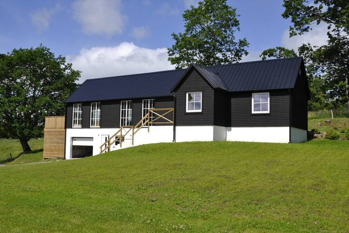 Bild: 3 rum villa på Krogshult 121B, Laholms kommun Krogshult