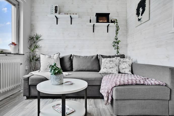 Bild: 1 rum bostadsrätt på Finntorpsvägen 3, 4tr, Nacka kommun Finntorp