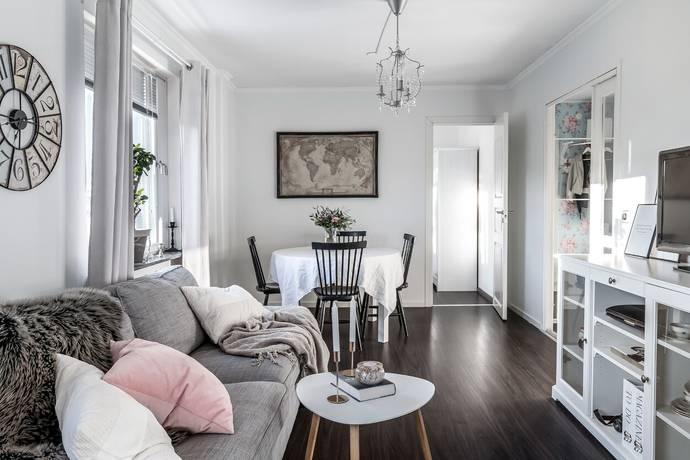 Bild: 1 rum bostadsrätt på Fullblodsgatan 7B, Mölndals kommun Åby